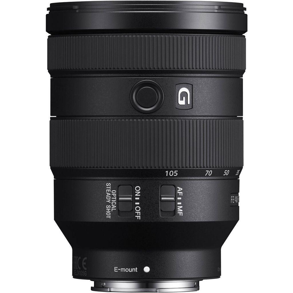 Sony Alpha 1 (ILCE-1) + Sony SEL FE 24-105mm 1:4 G OSS (SEL24105G)