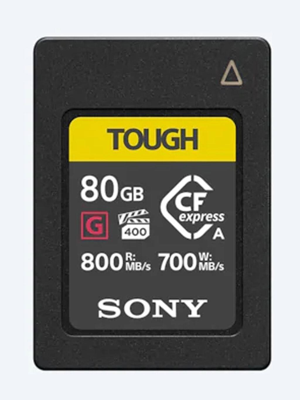 Sony CFexpress 80GB Typ A Speicherkarte