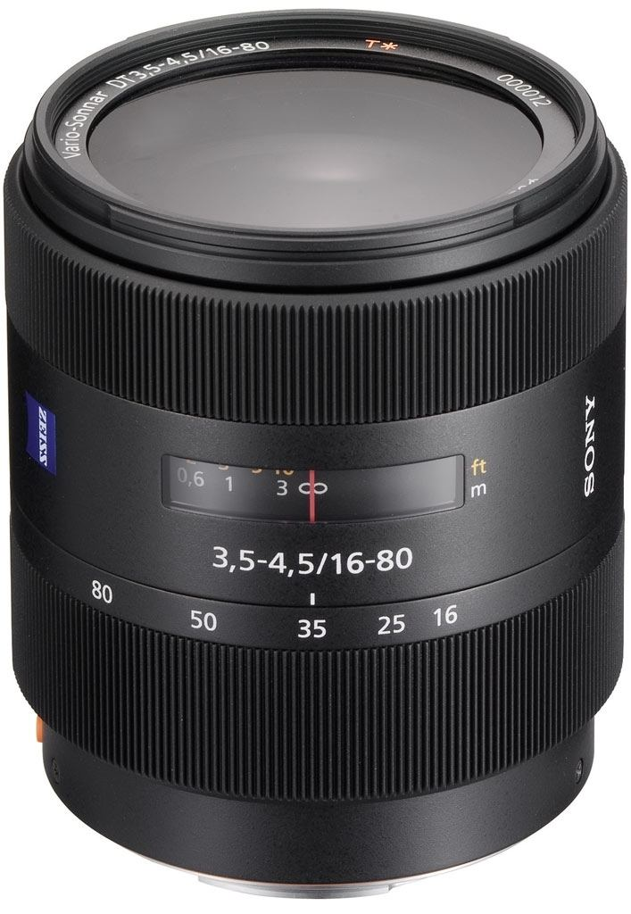 Sony SAL 16-80mm 1:3.5-4.5 ZA ZEISS Vario-Sonnar T* DT (SAL1680Z) A-Mount