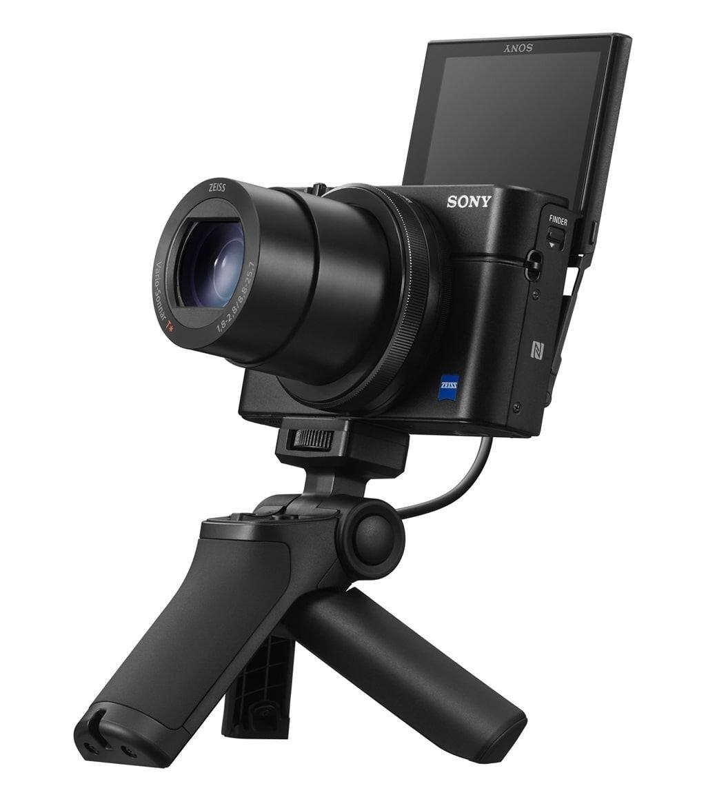Sony DSC-RX100 III Vlogger Kit inkl. VCT-SGR1 Handgriff
