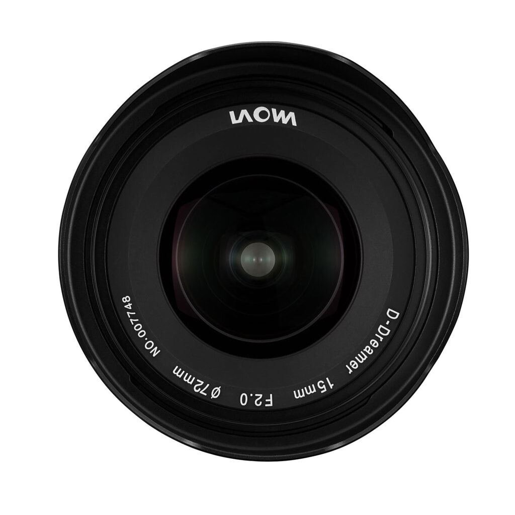 LAOWA 15mm 1:2,0 Zero-D für L-Mount