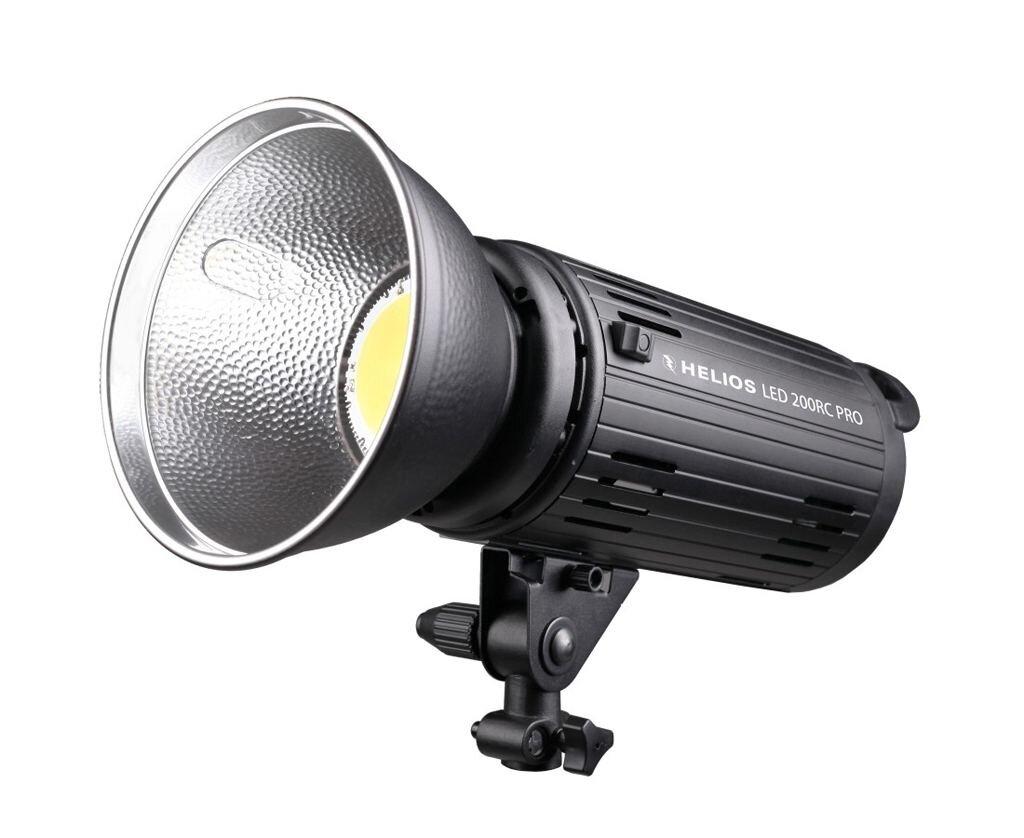 B.I.G. Helios Studioleuchte LED Pro 200RC