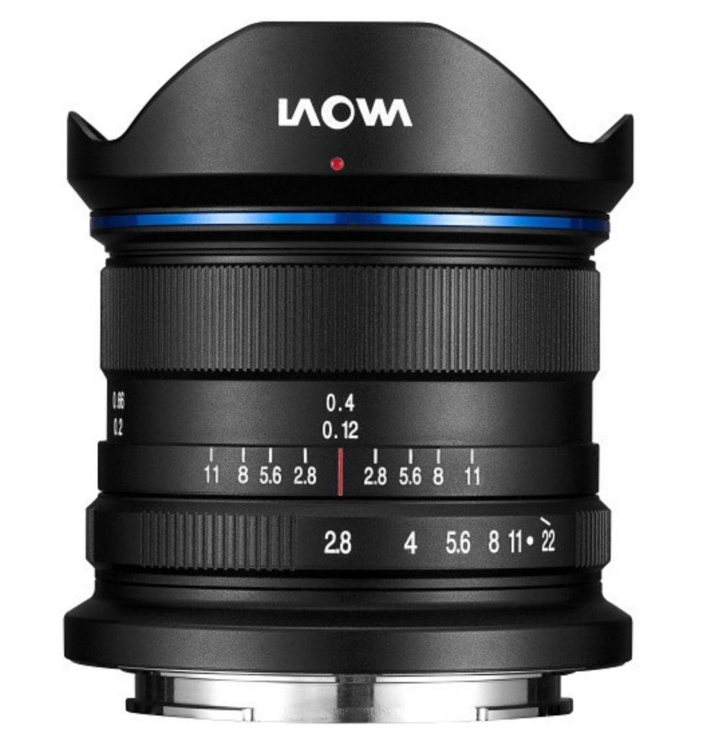 LAOWA 9mm 1:2,8 Zero-D für MFT