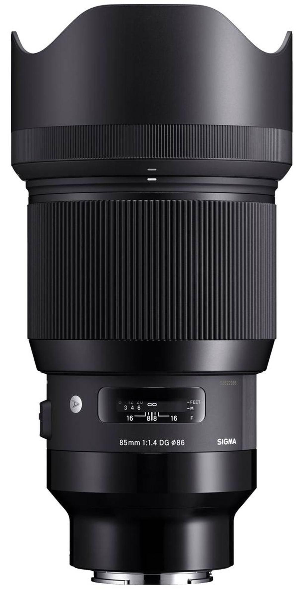 Sigma 85mm 1:1,4 DG HSM Art für L-Mount