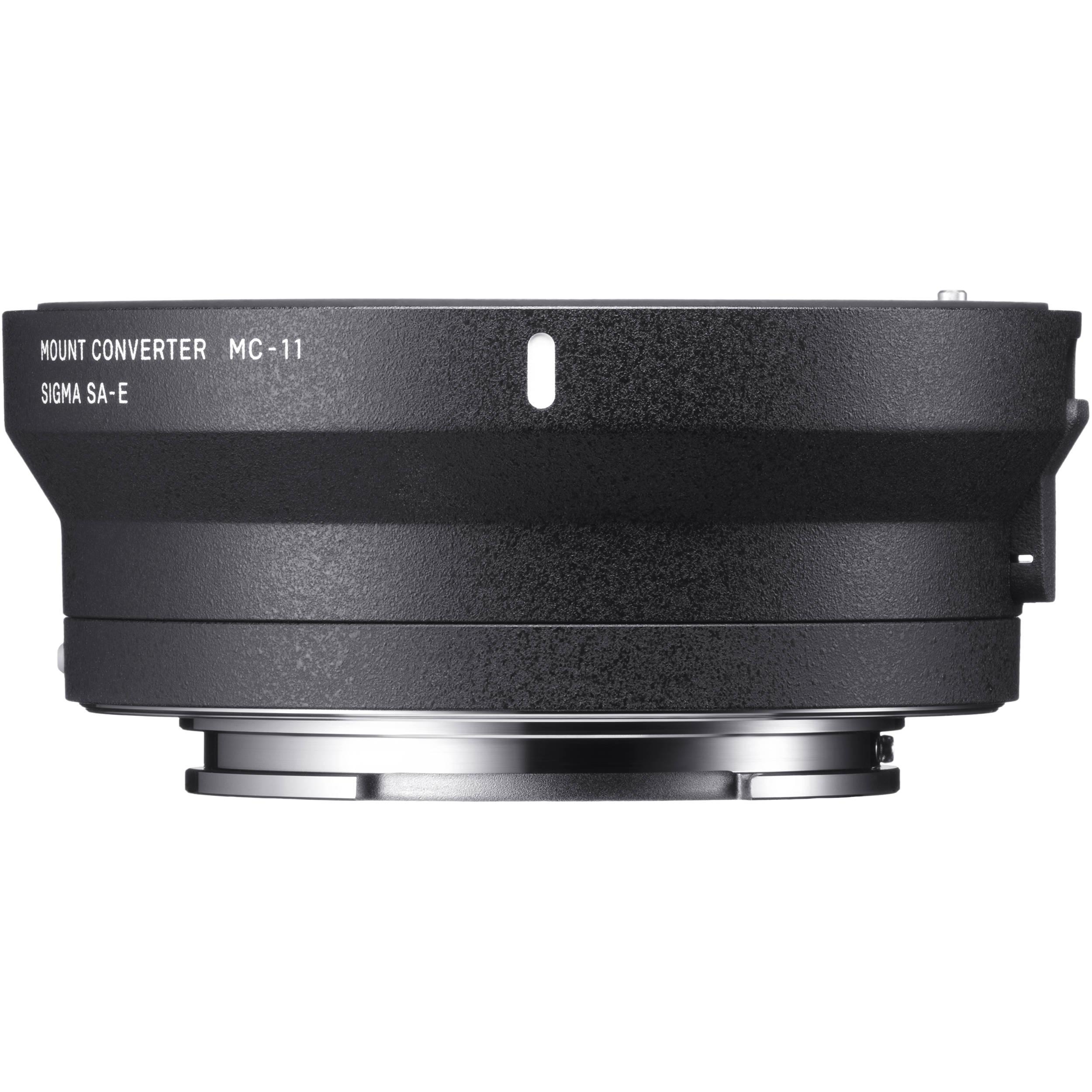 Sigma Mount Converter MC-11 SA-EMount