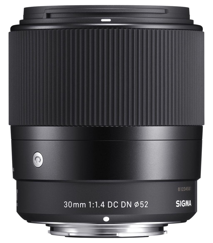 Sigma 30mm 1:1,4 DC DN Contemporary für Canon EF-M