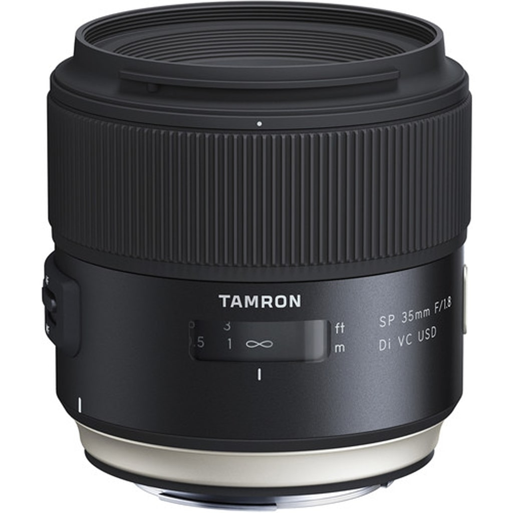 Tamron 35mm 1:1,8 Di VC USD für Canon B-Ware