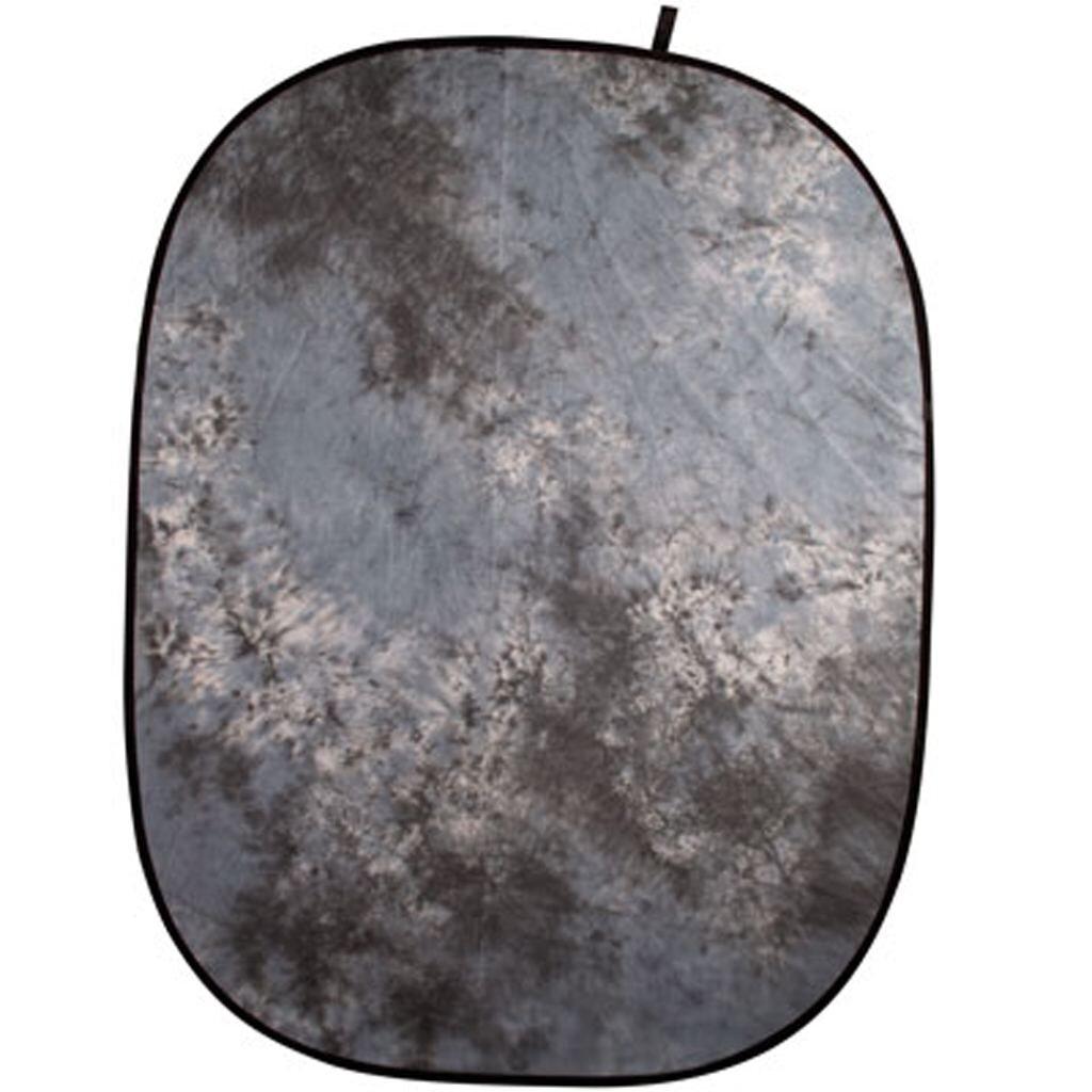 B.I.G. Helios Falthintergrund 150x200cm granitgrau gewo