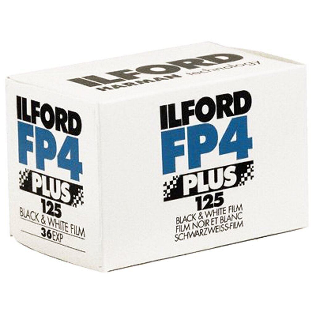 Ilford Film FP4 Plus KB 125/36
