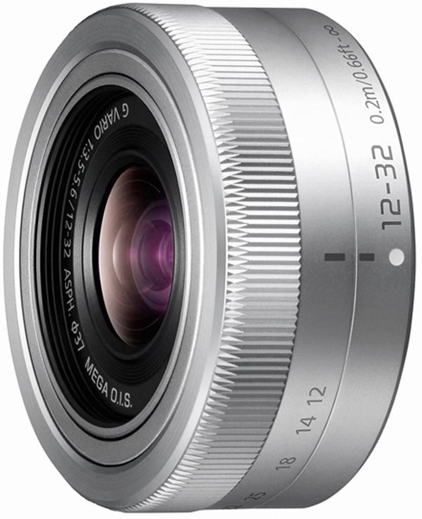 Panasonic 12-32mm 1:3,5-5,6 G VARIO MEGA O.I.S. (H-FS12032E-S) silber