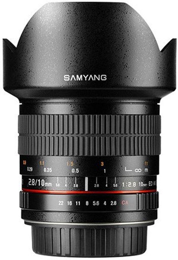 Samyang 10mm 1:2,8 ED AS NCS CS für Sony A-Mount