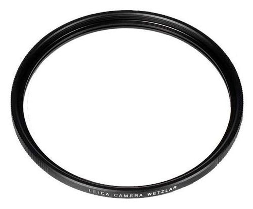 Leica Filter UVa II E60 schwarz