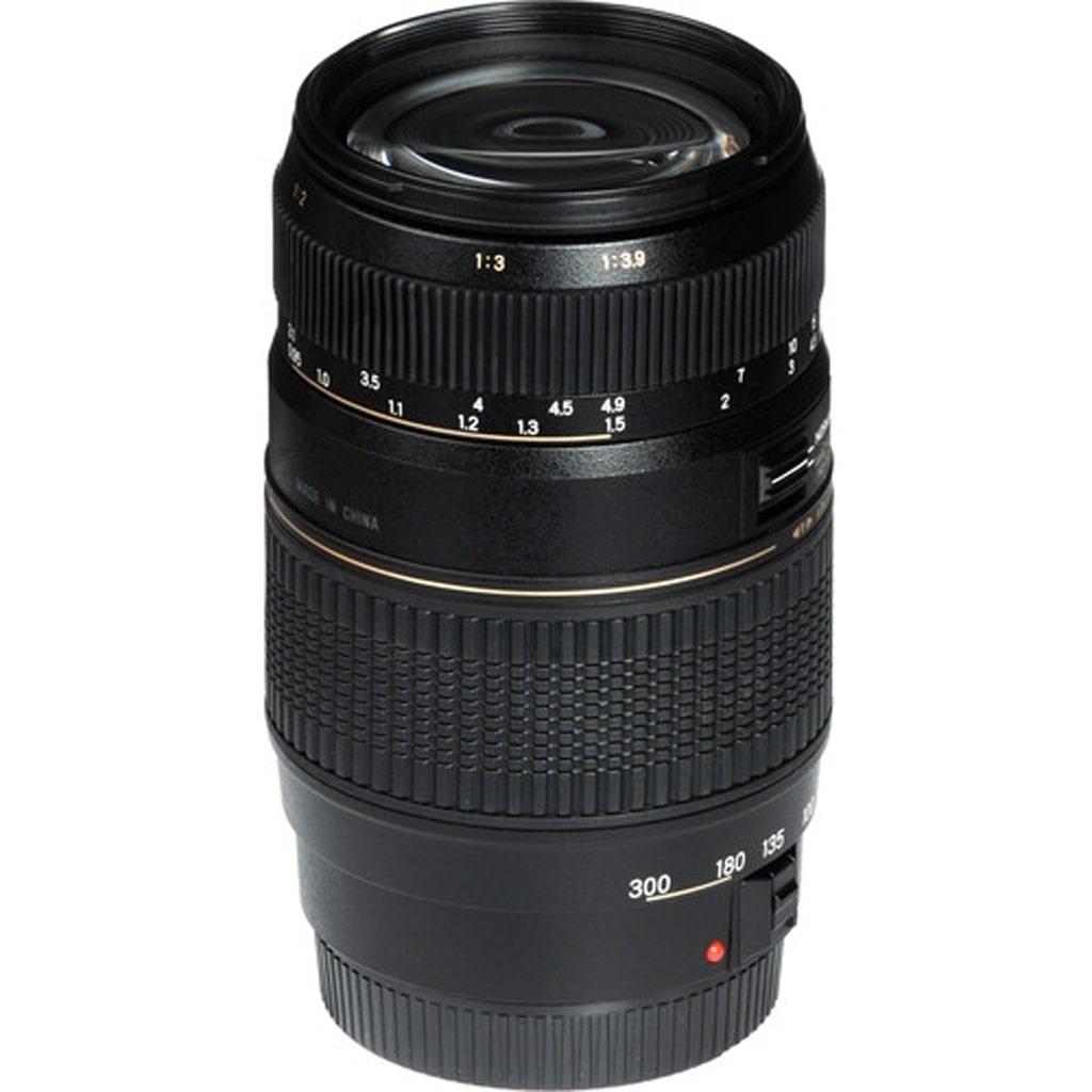 Tamron 70-300mm 1:4-5,6 Di LD Macro 1:2 für Pentax B-Ware