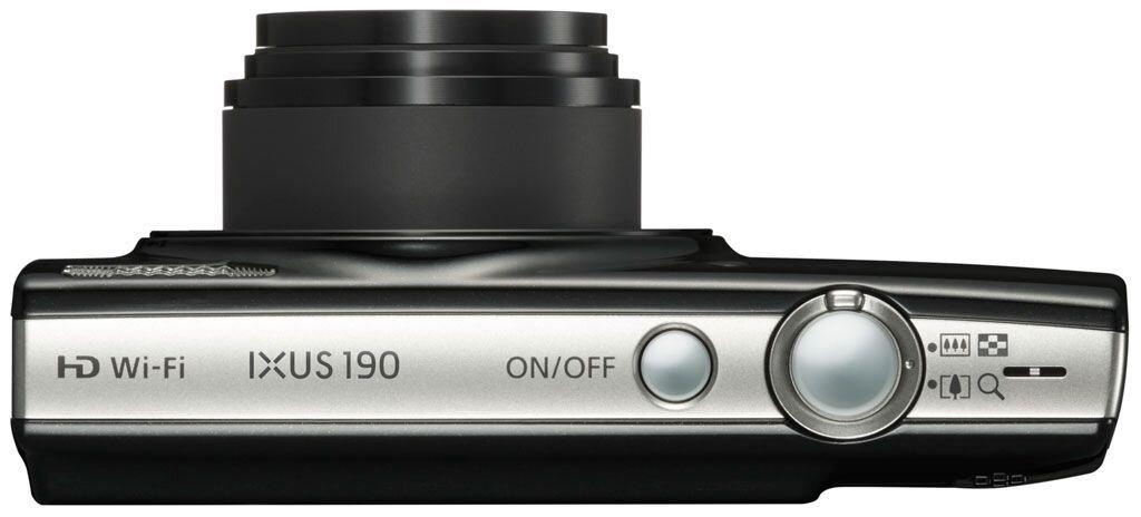 Canon Ixus 190 schwarz