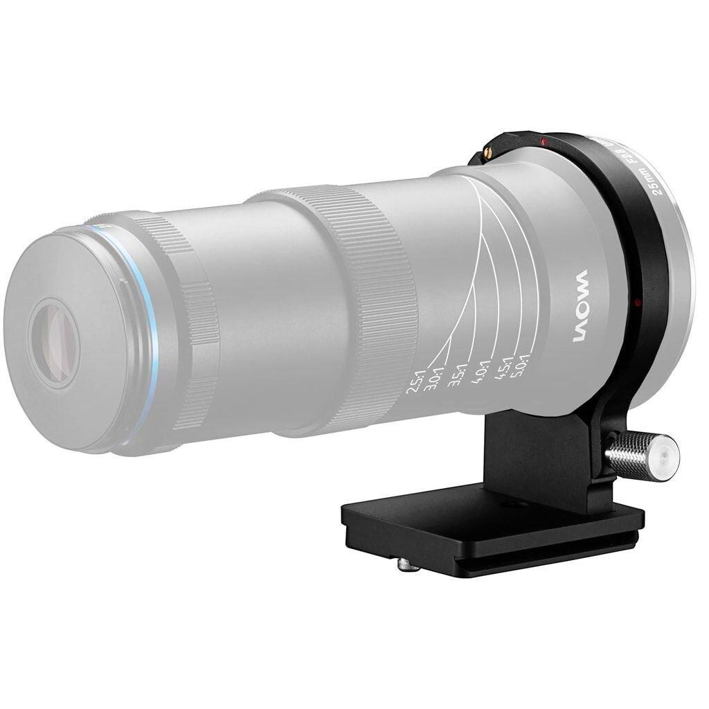 LAOWA Stativschelle für 25mm 1:2,8 Ultra-Macro 2,5-5x