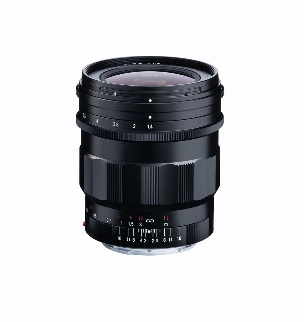 Voigtländer Sony E Mount 21mm 1,4 Nokton asphärisch schwarz
