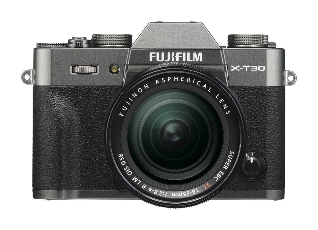 Fujifilm X-T30 anthrazit inkl. XF 18-55mm 1:2,8-4 R LM OIS