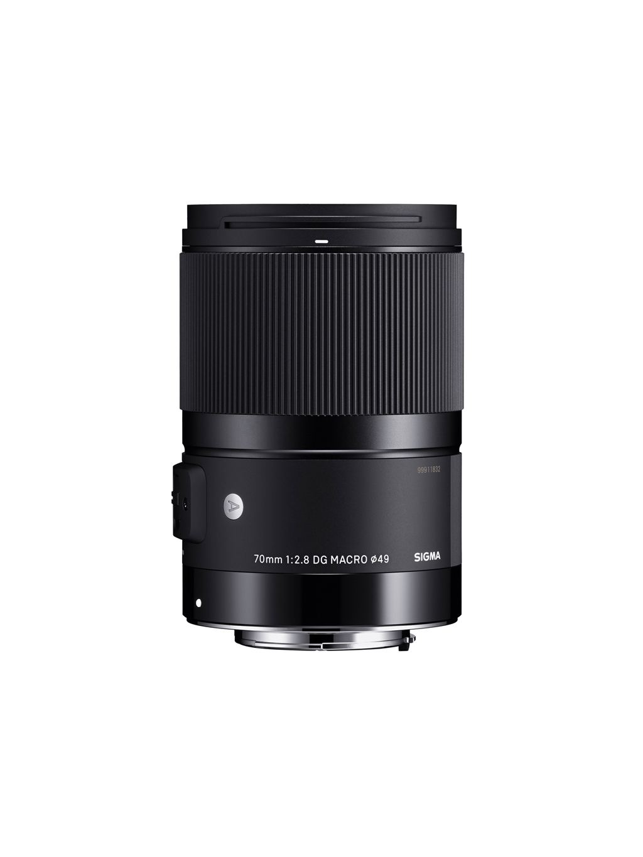 Sigma 70mm 1:2.8 DG Macro Art für Sony E-Mount
