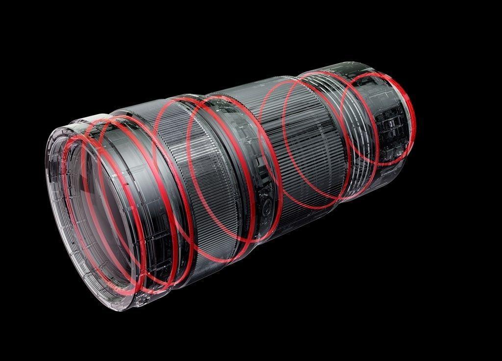 Panasonic LUMIX S PRO 70-200mm 1:2,8 OIS Einzelstück