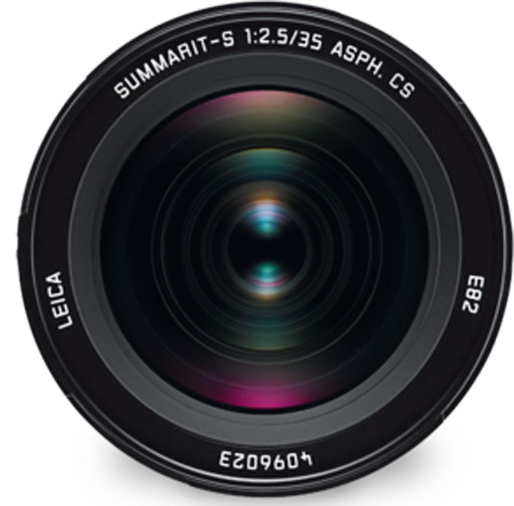 LEICA SUMMARIT-S 1:2.5/35 mm ASPH. CS 11050