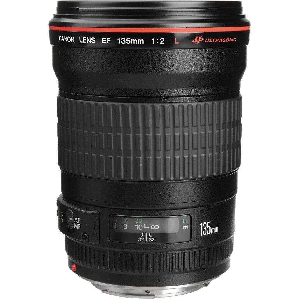 Canon EF 135mm 1:2,0 L USM