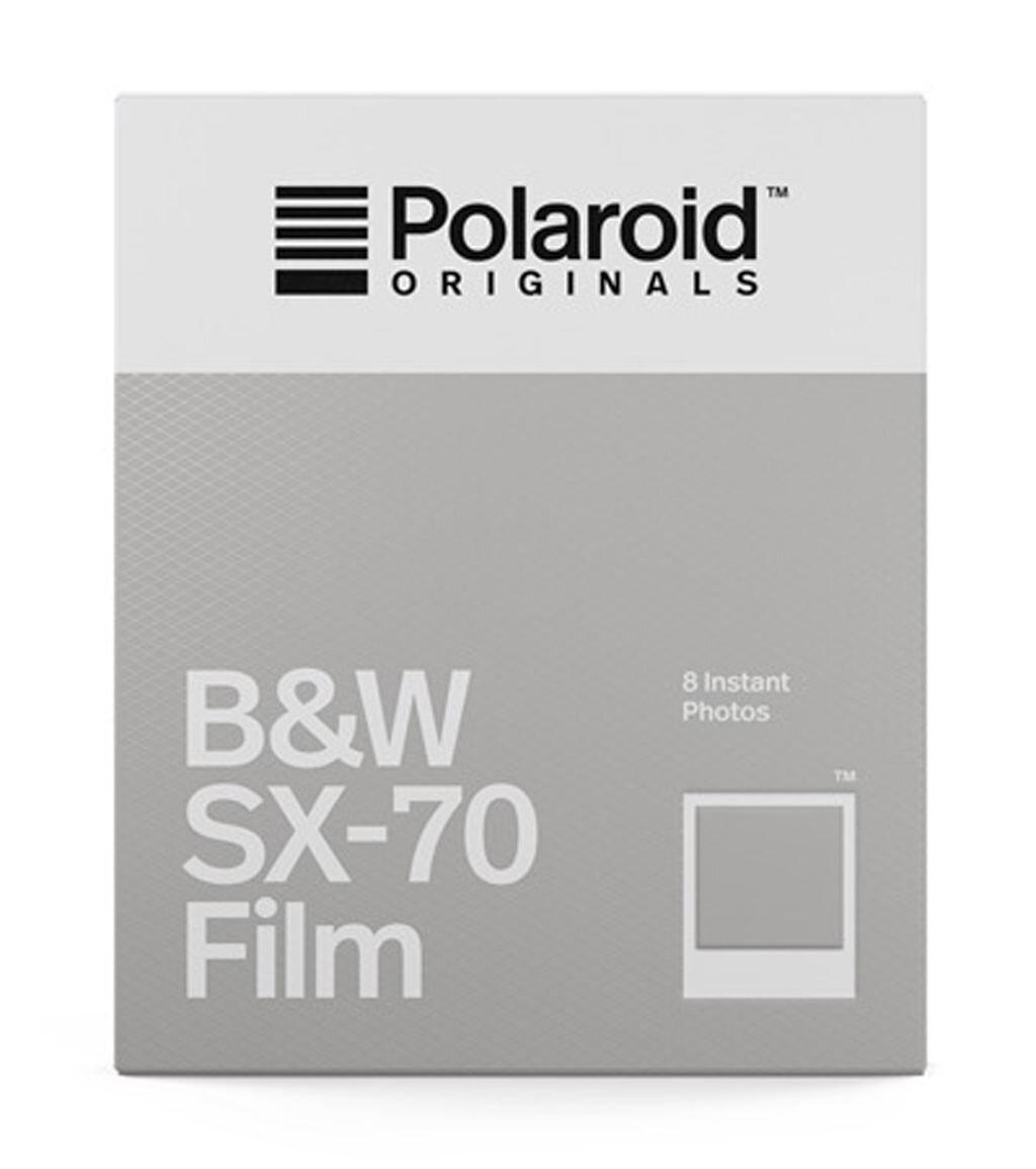 Polaroid Sofortbildfilm s/w SX-70