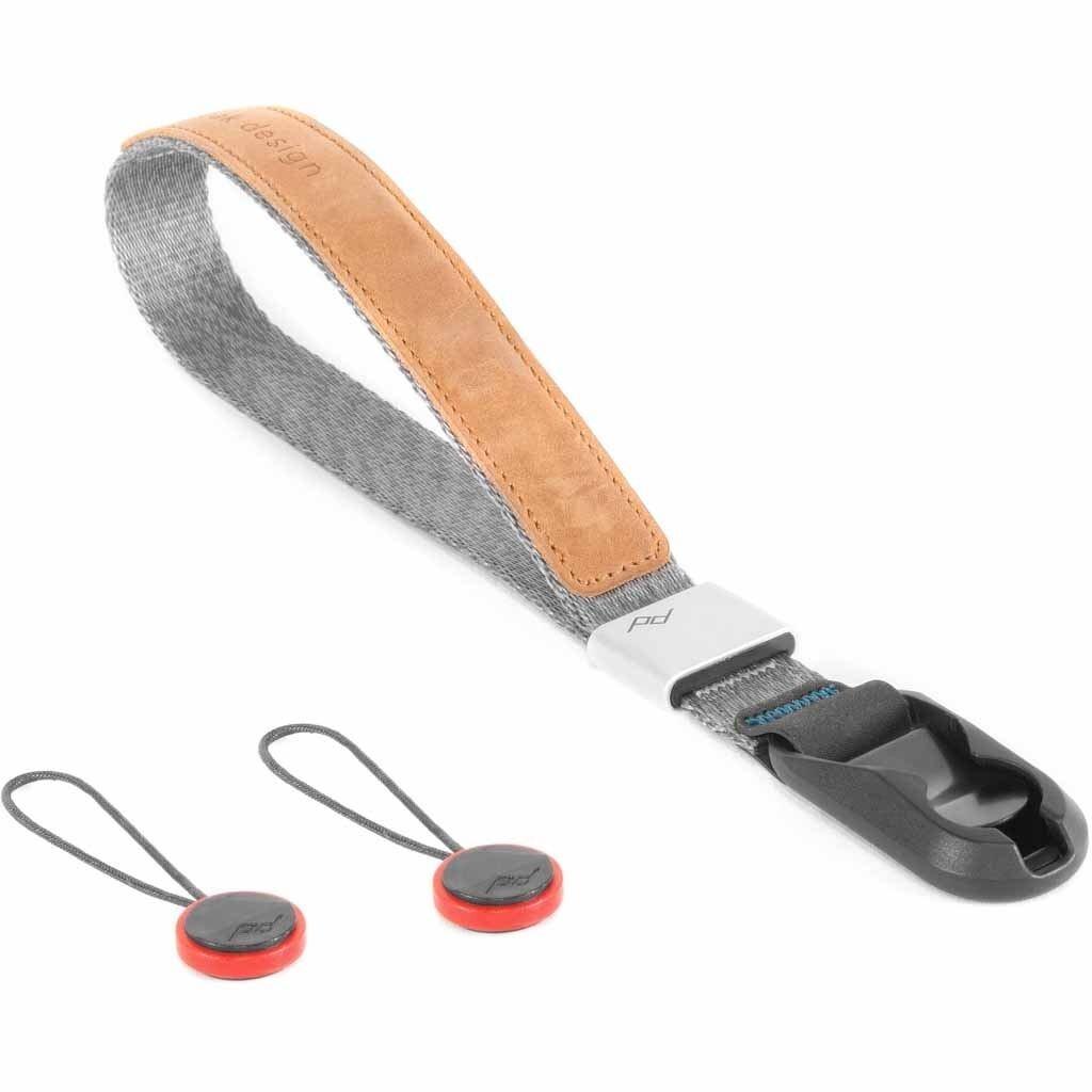 Peak Design Cuff Ash Handschlaufe (Handgelenkschlaufe)