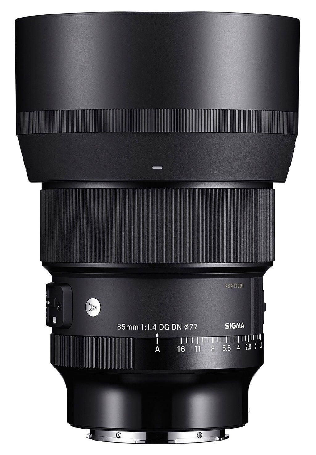 Sigma 85mm 1:1,4 DG DN Art für L-Mount