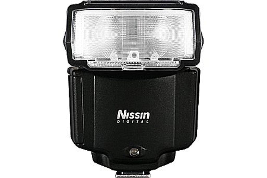 Nissin i400 Blitzgerät für Canon