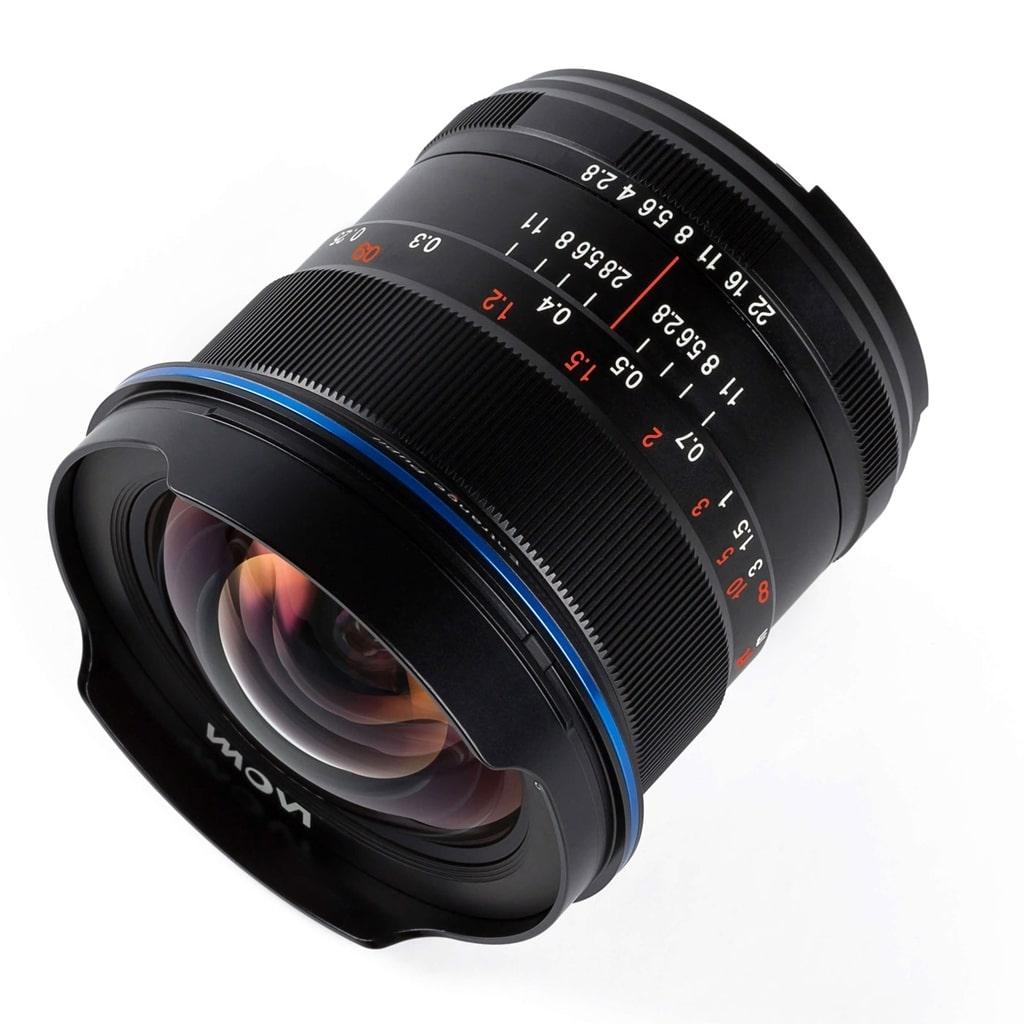 LAOWA 12mm 1:2,8 Zero-D für Sony A