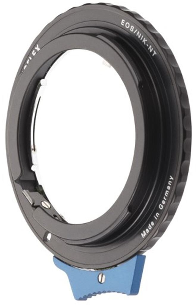 Novoflex Adapter Nikon-Objektive an Canon EOS mit Blendensteuerung