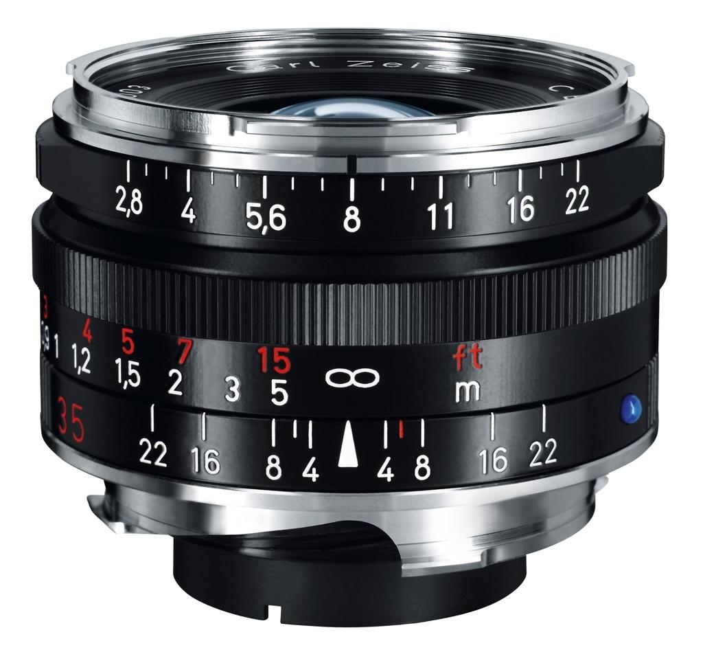ZEISS C Biogon T* 35mm 1:2,8 ZM f. Leica M schwarz