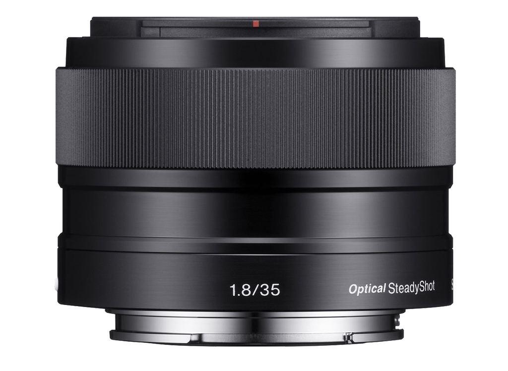 Sony SEL 35mm 1:1,8 OSS (SEL35F18) E-Mount schwarz
