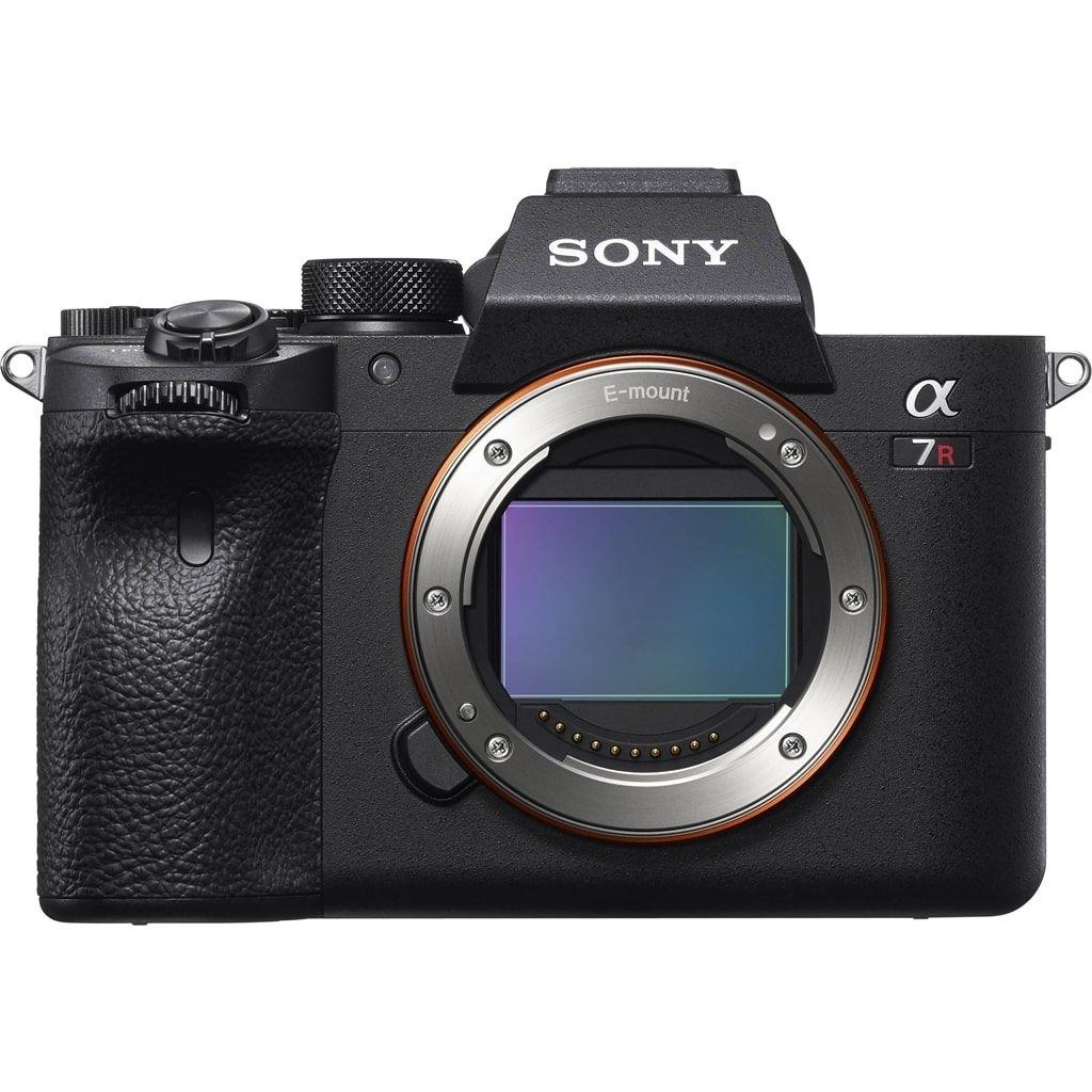 Sony alpha 7R IV (ILCE7RM4B) inkl. SEL FE 100mm 1:2,8 STF GM OSS (SEL100F28GM)