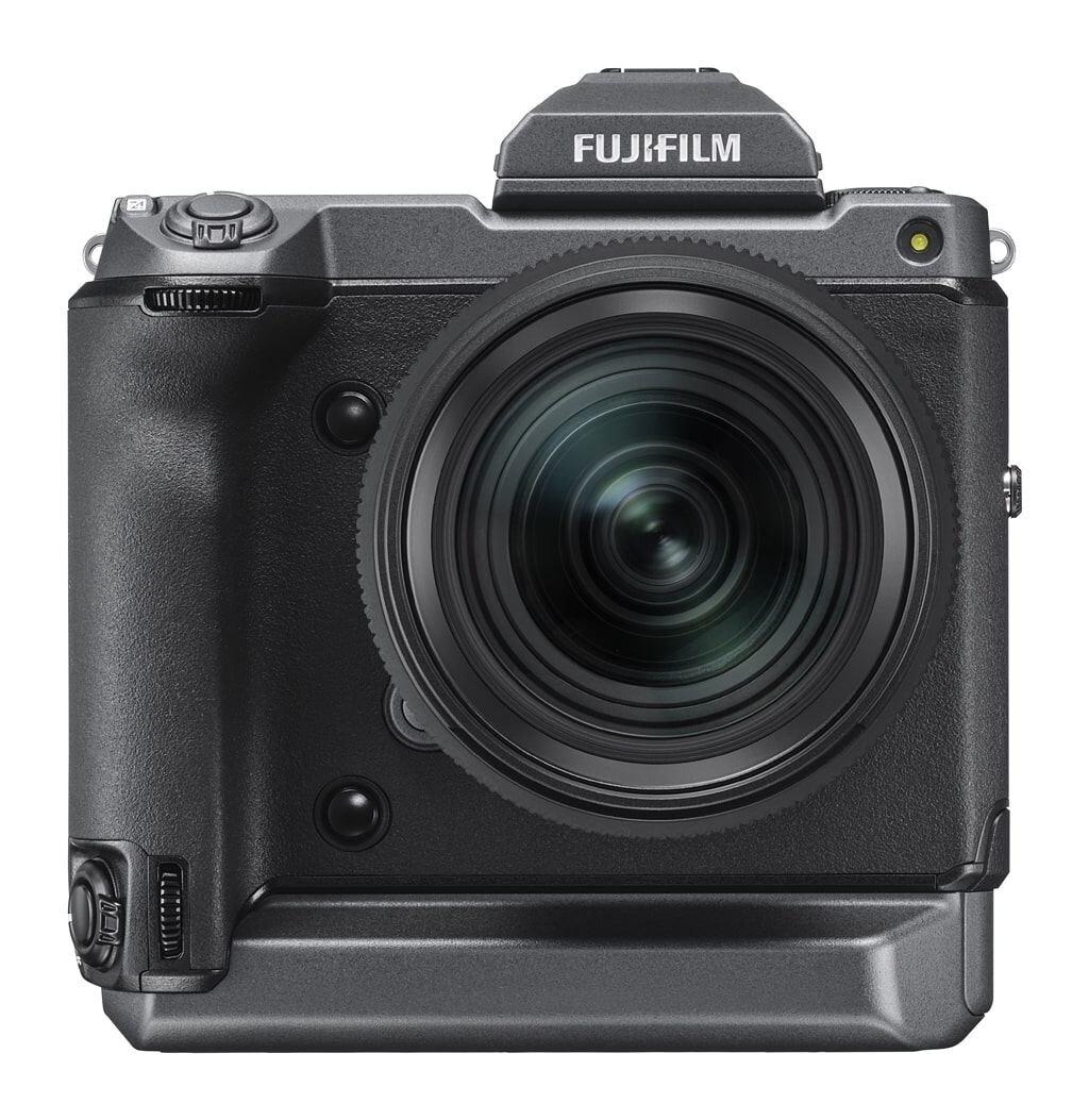 Fujifilm GFX 100 + GF 32-64mm 1:4 R LM WR