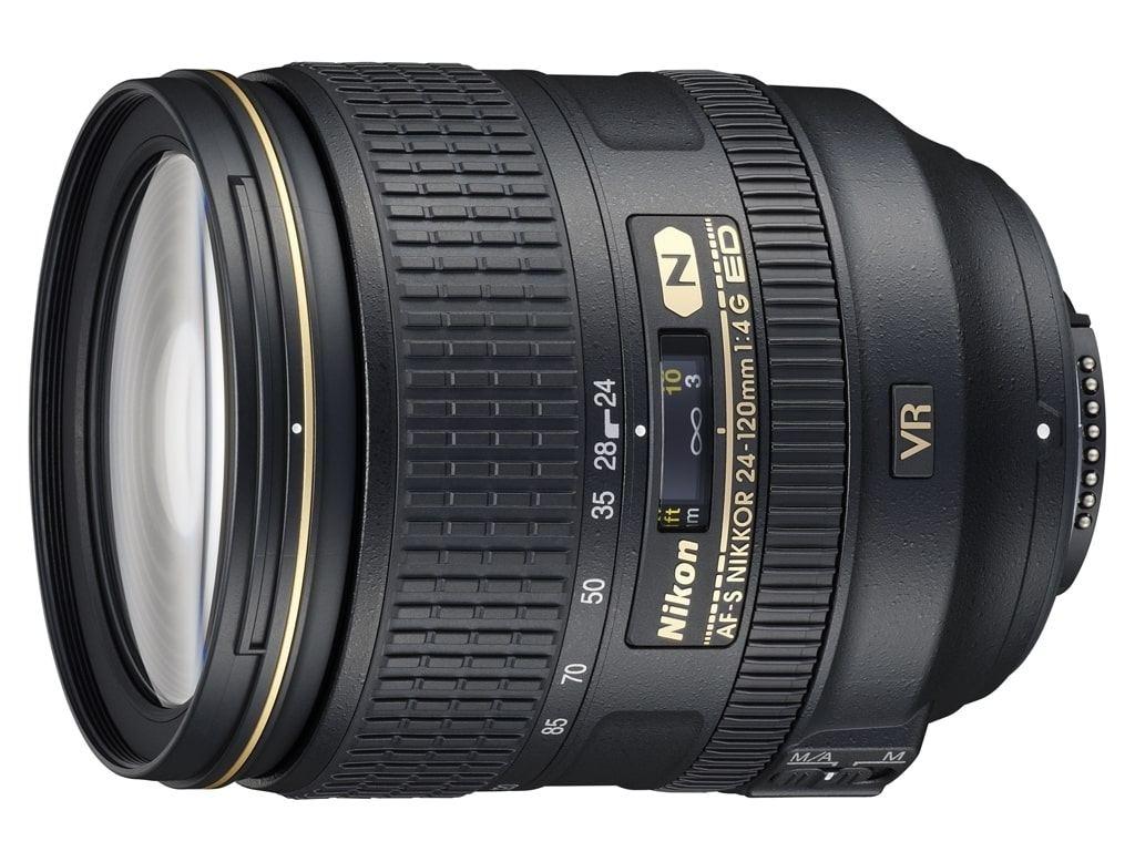 Nikon AF-S NIKKOR 24-120mm 1:4G ED VR