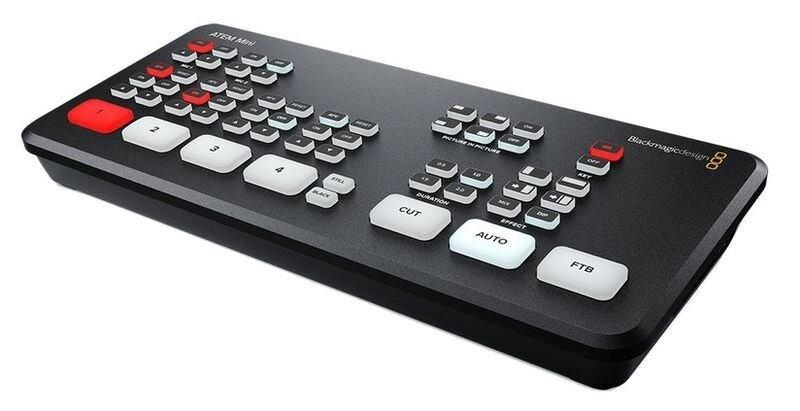 Blackmagic ATEM Mini Videomischer