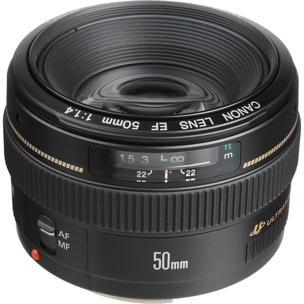 Canon EF 50mm 1:1,4 USM