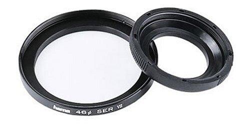 Hama Filter-Adapterring, Objektiv 49,0 mm/Filter 55,0 mm