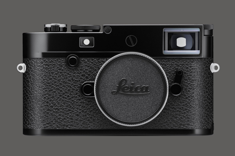 Leica M10-R Gehäuse, schwarz lackiert 20062