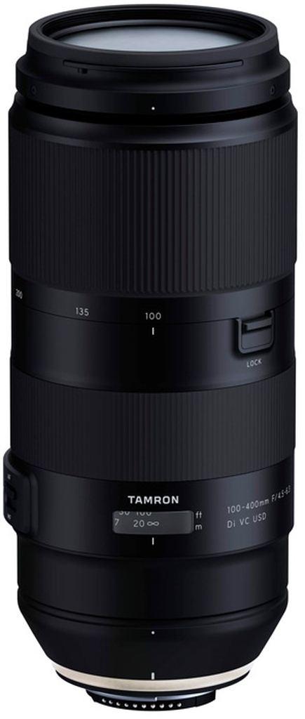 Tamron 100-400mm 1:4,5-6,3 Di VC USD für Canon EF