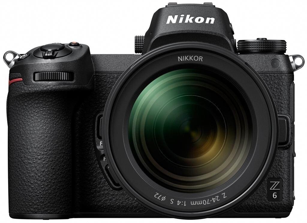 Nikon Z6 + NIKKOR Z 24-70mm 1:4,0 S + FTZ Objektivadapter + Nikon XQD 64GB (440/400MB/s) Speicherkarte