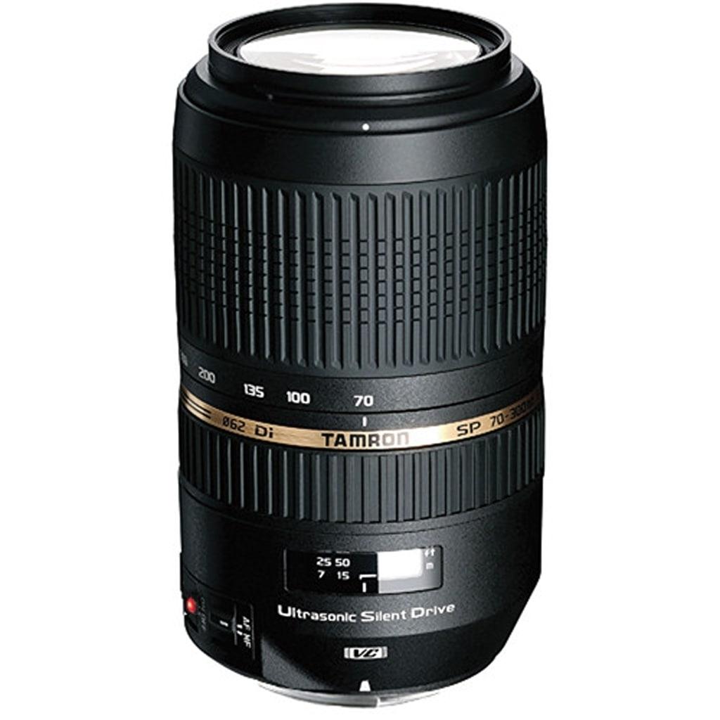 Tamron SP 70-300mm 1:4-5,6 Di VC USD für Canon B-Ware