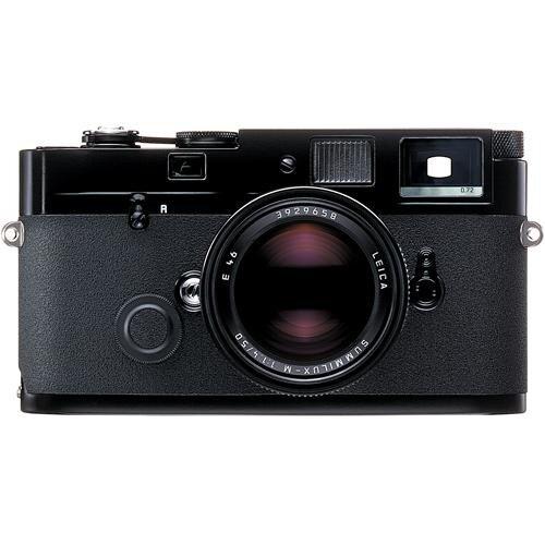 LEICA MP 0.72 schwarz lackiert 10302