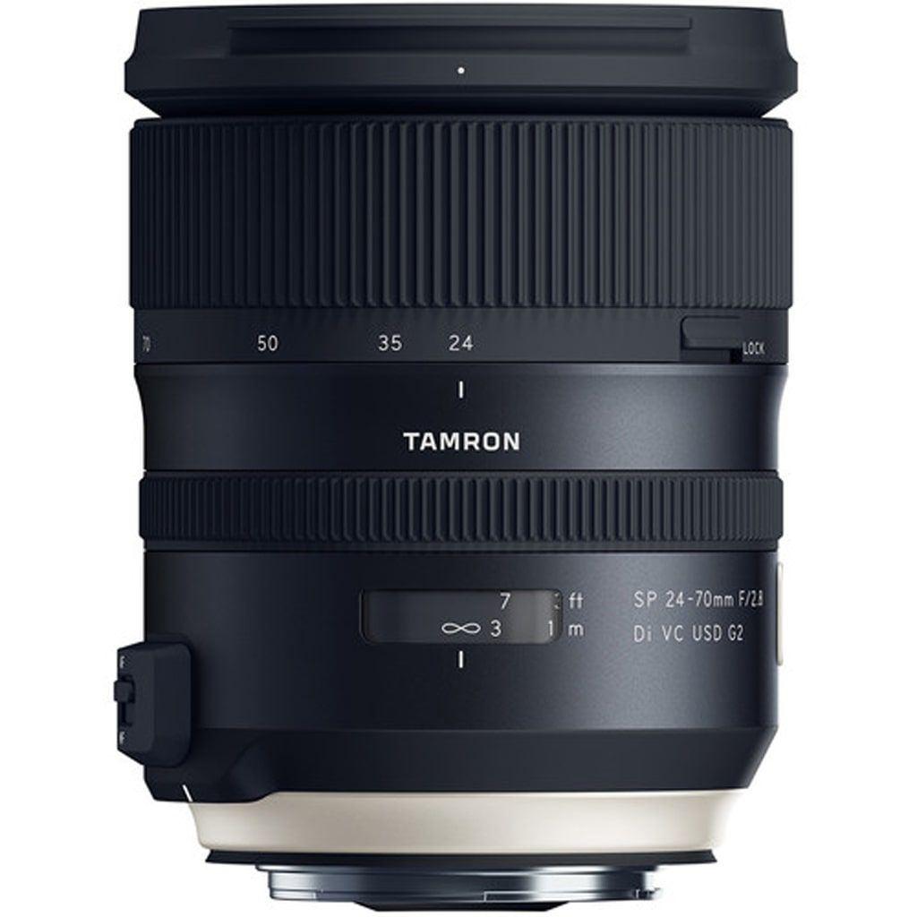 Tamron SP 24-70mm 1:2.8 Di VC USD G2 für Canon EF