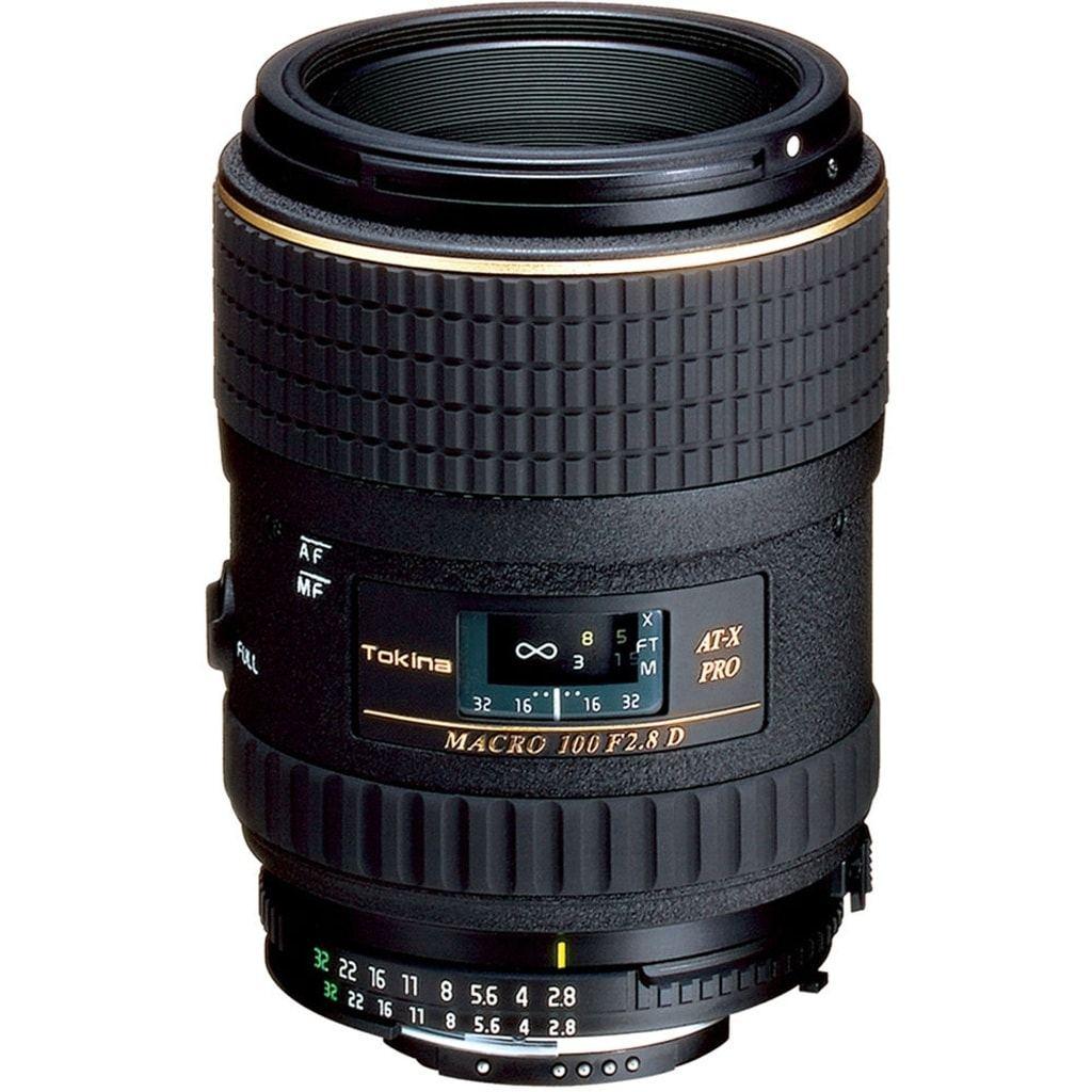 Tokina AT-X M100mm 1:2,8 Pro D Macro für Canon