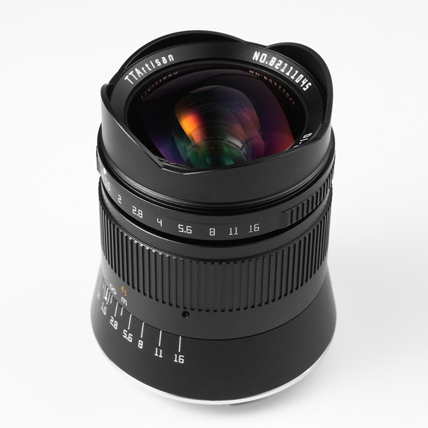 TTArtisan 21mm 1:1,5 für Canon RF