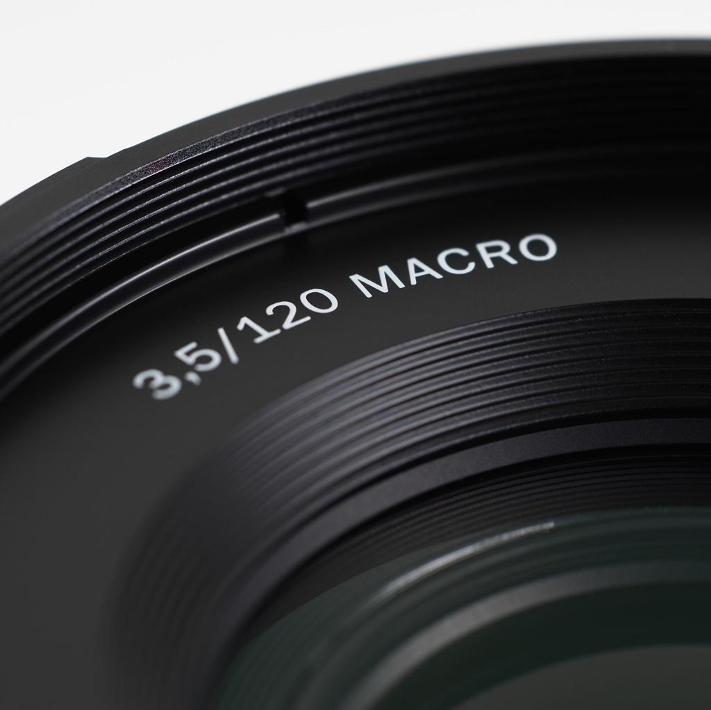 Hasselblad XCD 120mm 1:3,5 Macro