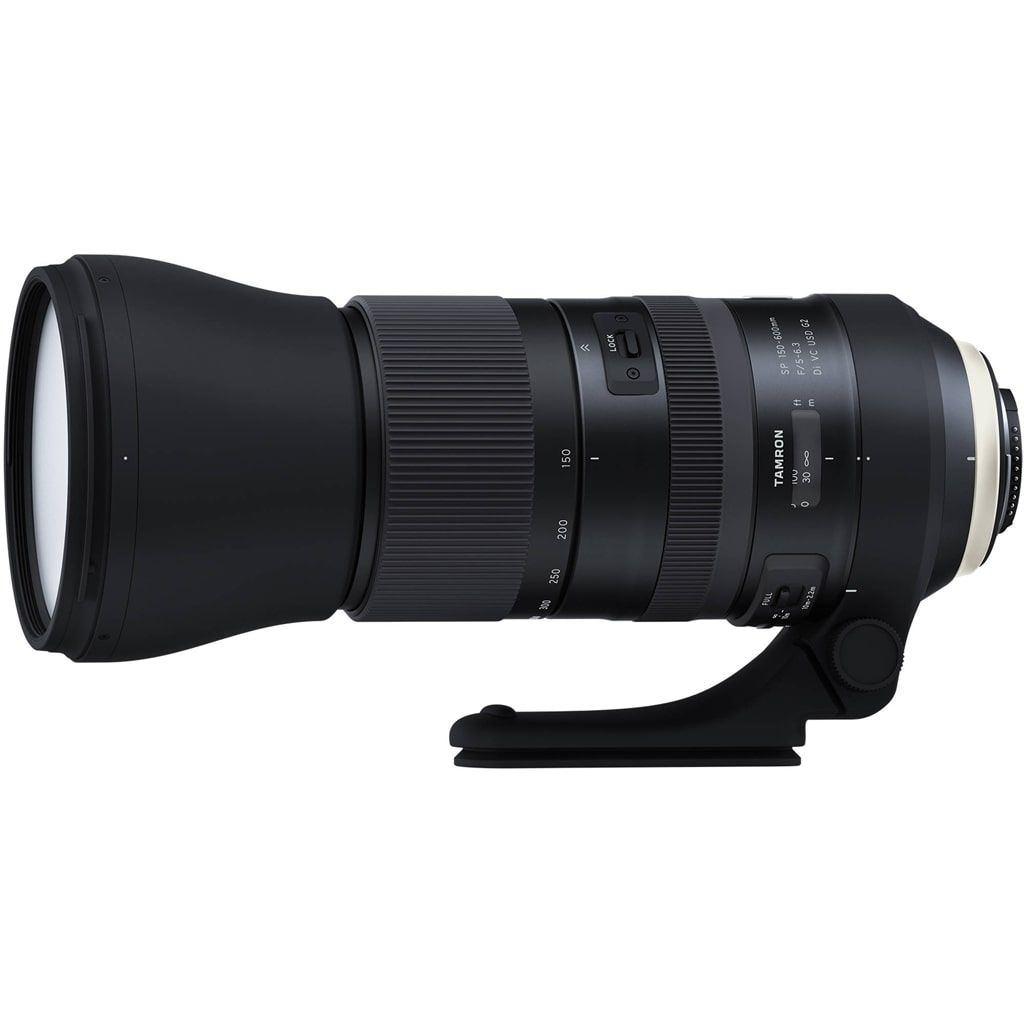 Tamron SP 150-600mm 1:5-6,3 Di VC USD G2 für Nikon F + Tamron TAP-in Console