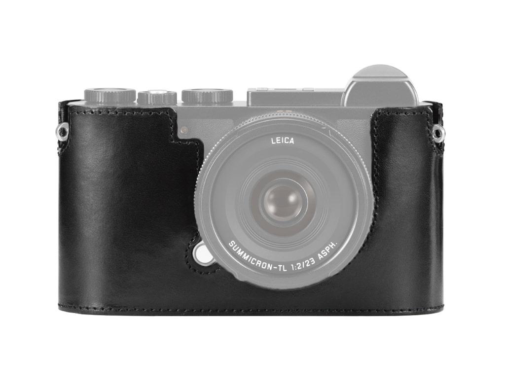 Leica CL Protektor, Leder, schwarz 19524